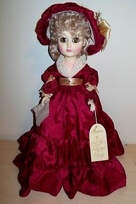 VINTAGE Effanbee Doll BUCKINGHAM PALACE The Age of Elegance Collection GORGEOUS