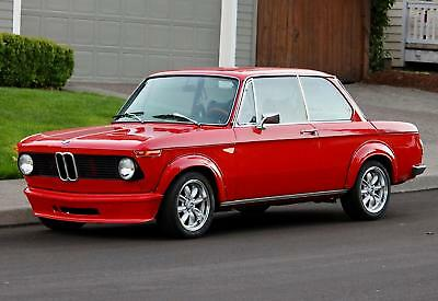 1976 Bmw 2002  1976 Bmw 2002, Beautifully Restored, Turbo Flares And Spoiler, Thousands Spent!