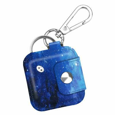 For Tile Mate / Tile Sport / Tile Style Leather Case Cover Skin with Keychain