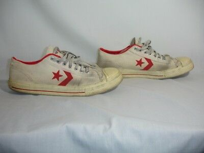 Converse Aba Usa 70's Low Top Hard To Find Sz 10.5 Vintage