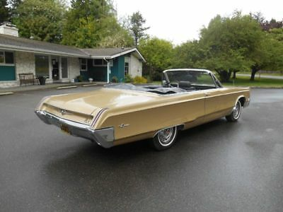 1967 Chrysler 300 Series convertible 1967 chrysler convertible .very low mile ,original ,quite sharp,440 TNT,NO RESER