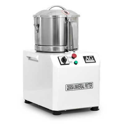 Brand New 5L Commercial Food Processor Commercial Vegetable Cutter 1900 Watts