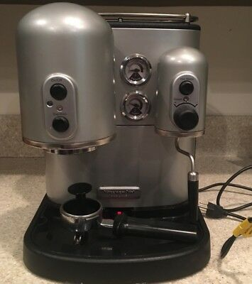 Kitchenaid Pro Line Espresso Machine
