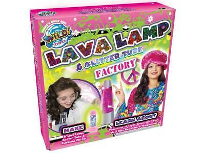 Brand New Wild Science Lava Lamp Factory Kit Large Educational perfect gift!