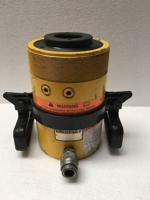 """Enerpac RCH 603 Hydraulic Hollow Cylinder 60 Tons Capacity With 3"""" Stroke AA"""