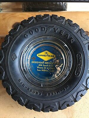 Good Year Tire Ash Tray