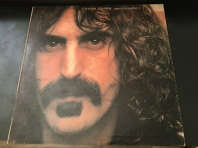 Frank Zappa – Apostrophe (') LP NM ROCK RARE MOTHERS