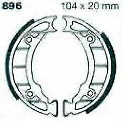 EBC Brake Shoes without Springs 896