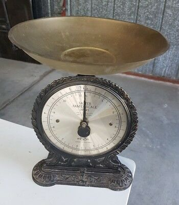 Salter Family Scales No.45 - Antique