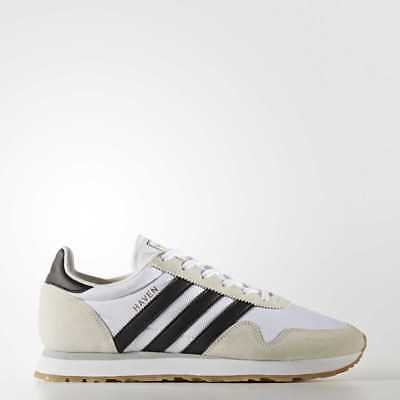 Adidas Scarpe Sneakers HAVEN Uomo Bianco BY9713-WHITE