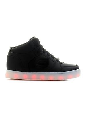 SKECHERS ENERGY LIGHTS Black 90600Lblk EUR 52,00 | PicClick IT