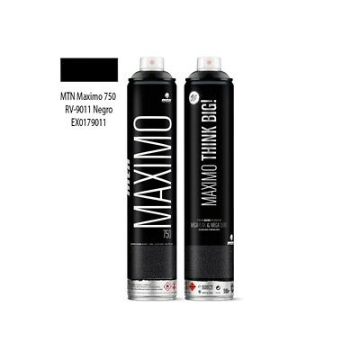 MTN Maximo 750ML RV-9011 Negro EX0179011