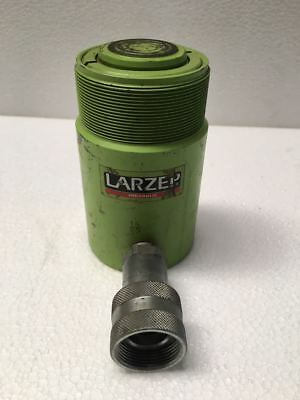 "Larzep SM01502 Hydraulic Cylinder 15 Tons Capacity 1"" Stroke (2) AA"