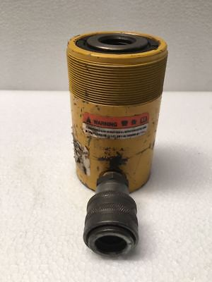 """Enerpac RC 151 Hydraulic Cylinder 15 Tons Capacity 1"""" Stroke *Free Shipping* AA"""