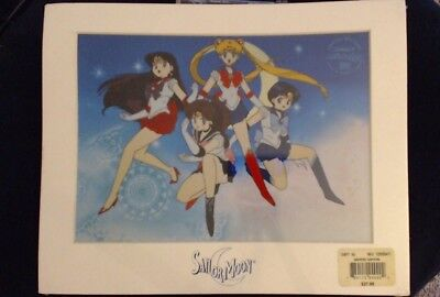Sailor Moon Anime Manga Chroma-Cel - Limited Edition - Sealed - RARE