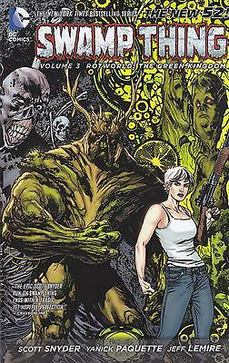Swamp Thing v3 Rotworld : The Green Kingdom (DC paperback)