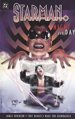 Starman - Night And Day (DC paperback)