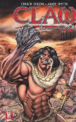 Claw The Unconquered (DC paperback)