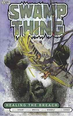Swamp Thing - Healing The Breach (DC paperback)