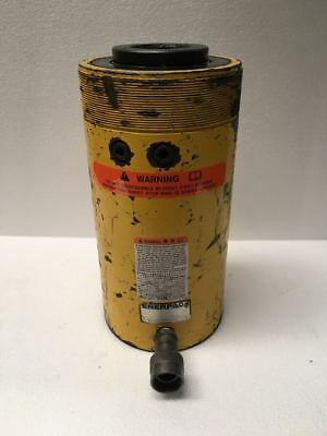 """Enerpac RCH 606 Hydraulic Hollow Cylinder 60 Tons Capacity 6"""" Stroke AA"""