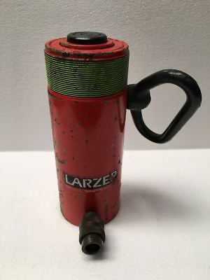 "Larzep SM02315 Hydraulic Cylinder 23 Tons Capacity 6"" Stroke *Free Shipping 2 AA"