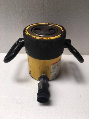 "Enerpac RC 502 Hydraulic Cylinder 50 Tons Capacity With 2"" Stroke (1) AA"