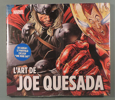 Joe Quesada art de Quesada ed Marvel 2015 EO