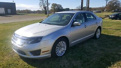 2011 Ford Fusion HYBRID 2011 FORD FUSION HYBRID 115K MILES, 1 OWNER,SUNROOF,NAVIGATION 41MPG CITY DRIVE!