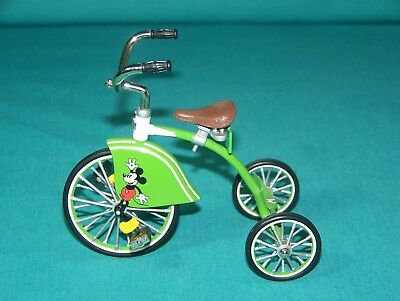 Hallmark, Kiddie Car Classic, Mickey Mouse Velocipede