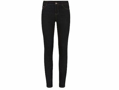 New Look Skinny Fit  Petite Jeans Pants Trousers Ankle Length Denim Blue Navy