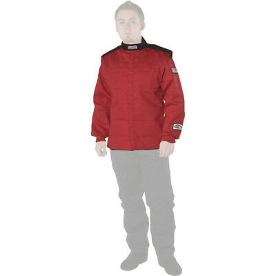 G-FORCE Jacket 4526SMLRD; GF-525 Small SFI 3.2A/5 Multi Layer Red