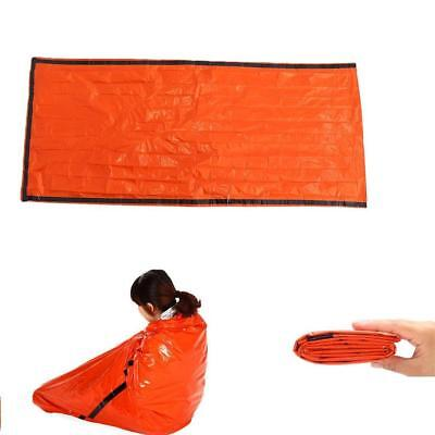 Reusable Portable Emergency Sleeping Bag Blanket for Outdoor Camping Rescue
