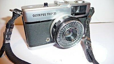 Olympus Trip 35 mm lens Kit 35mm Compact Film Camera