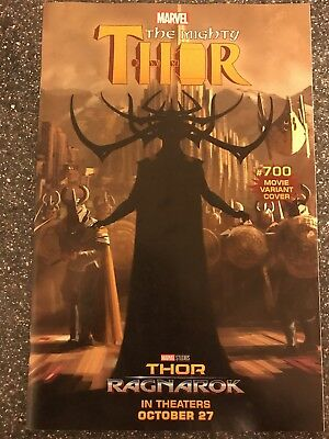The Mighty THOR #700 Comic