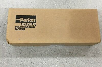 New In Box Parker Hydraulic Solenoid Valve D1Vw001Cnyw 82