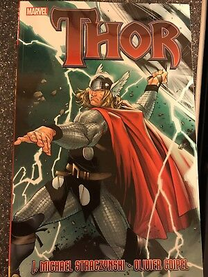 Marvel Thor Vol 1 2007 #1-6