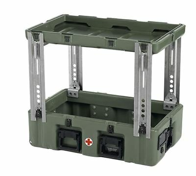 Table Leg Set for Hardigg/Pelican Case ~ Mobile Trade Show Display ~ SHIPS FREE
