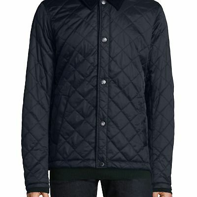 New Barbour Mens Holme Quilted Jacket