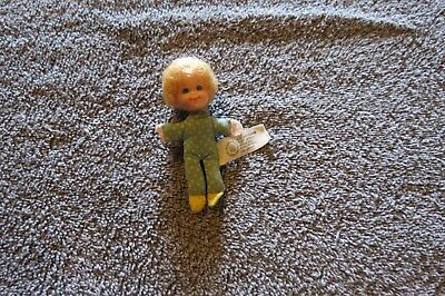 Vintage 1967 MRS. BEASLEY Doll FAMILY AFFAIR 3 1/2 Inch Doll