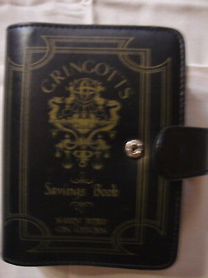 Harry Potter Gringotts Savings Book Coin Collection Complete bar 1 missing