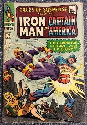 Tales Of Suspense #76 (1966)