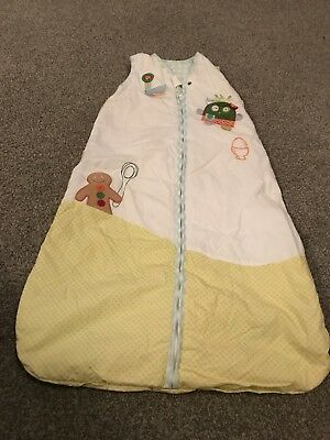 Grobag Boys Girls 6 - 18 Months Sleeping Bag Grow Bag 2.5 Tog - mamas & papas