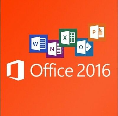 Microsoft Office 365 2016 LIFETIME License 5 users For Windows, Mac & Mobile