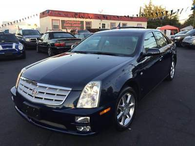 2007 Cadillac STS  2007 Cadillac STS   ONLY 84K MILES !!!!   CLEAN CARFAX !!!    RUNS GREAT !!!!