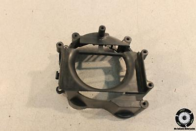 2012 Yamaha Zuma 50 YW50 COOLING FAN SHROUD COVER ENGINE PLASTIC YW 12