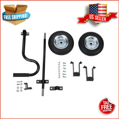 NEW DuroStar DS4000S-WK Wheel Kit for DS4000S Free 3 Days Shipping To The US!