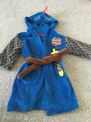 Boy Toddler Dressing Gown 2-3 years