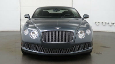 2012 Bentley Continental GT 2dr Coupe 2012 Bentley Continental GT -Low Miles Fresh Trade Mulliner Spec/Polished wheels