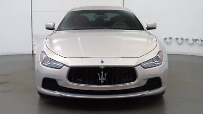 2015 Maserati Ghibli 4dr Sedan S Q4 2015 Maserati Ghibli - One Owner, Local AZ Car, Fresh Trade In