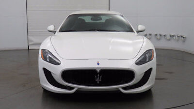 2014 Maserati Gran Turismo 2dr Coupe Sport 2014 Maserati GranTurismo - Low Miles, 1 Owner, Local AZ Car, Very Well Optioned